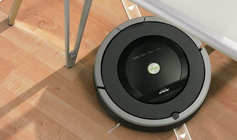roomba vacuums hardwood