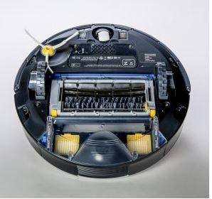 A Roomba diagram